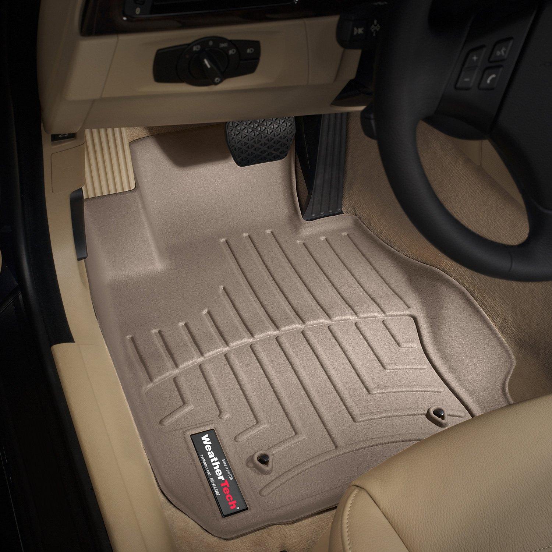 Weathertech floor mats bmw 328i - Weathertech Digitalfit Molded Floor Liners Tan