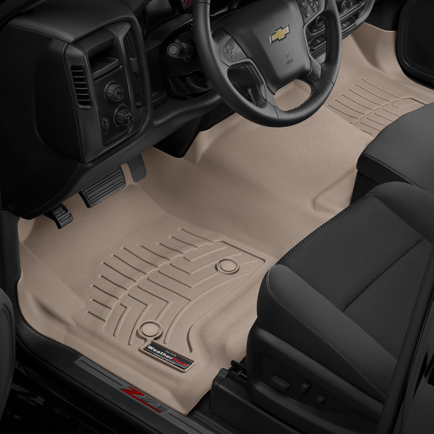 Weathertech 174 455431 Digitalfit 1st Row Over The Hump