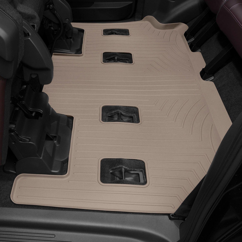 Weathertech Digitalfit Molded Floor Liner Tan