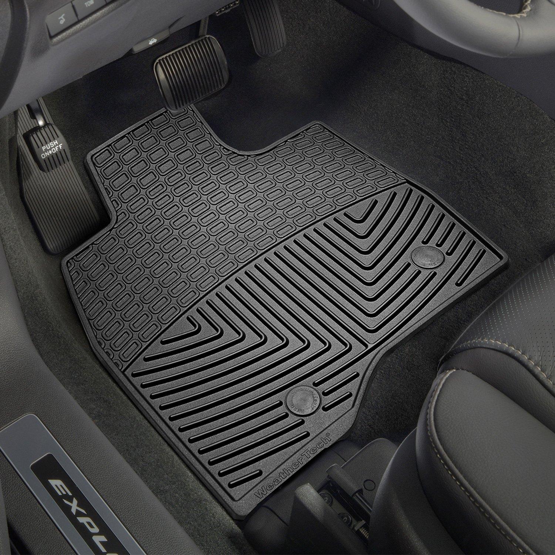 WeatherTech® - All-Weather Floor Mats - Black