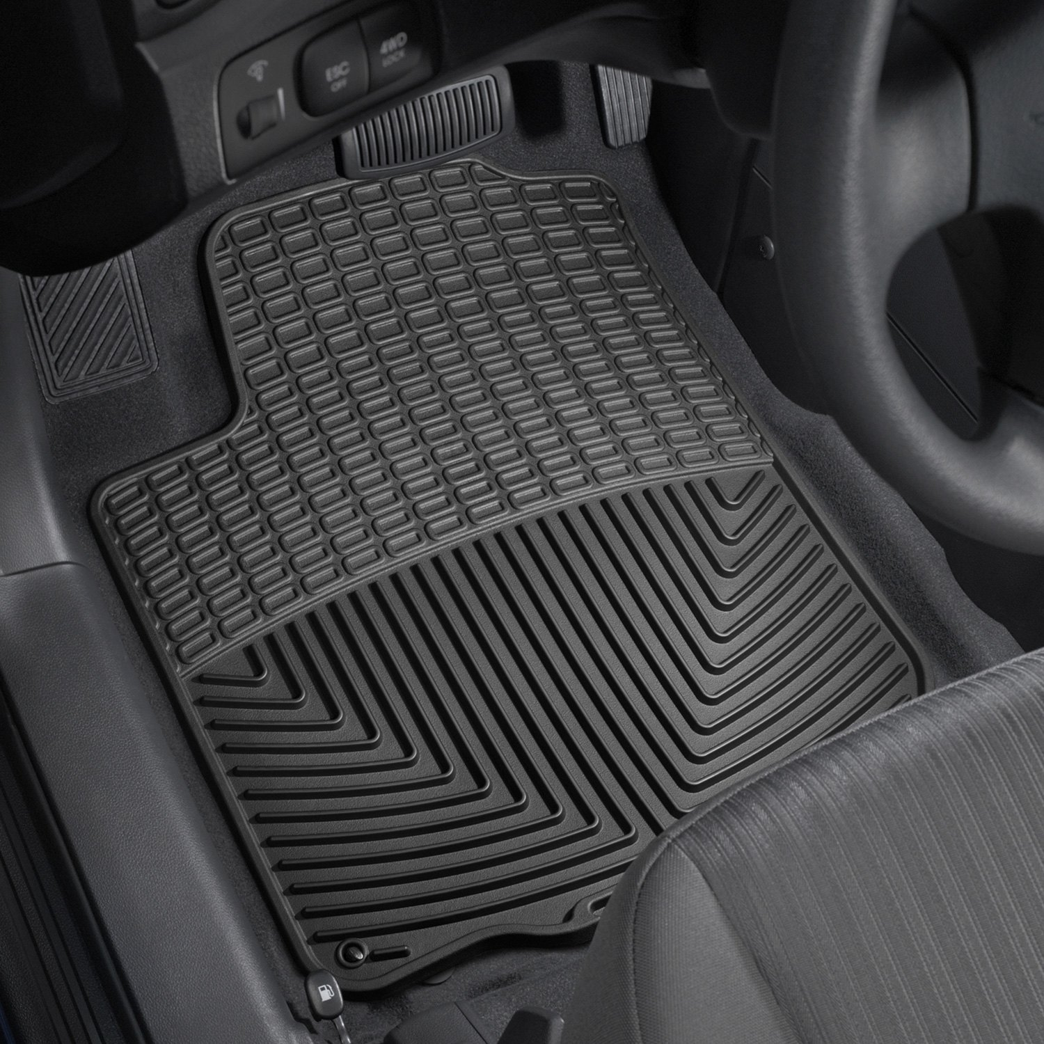 row weathertech mat mpn floor accord mats all weather tan car