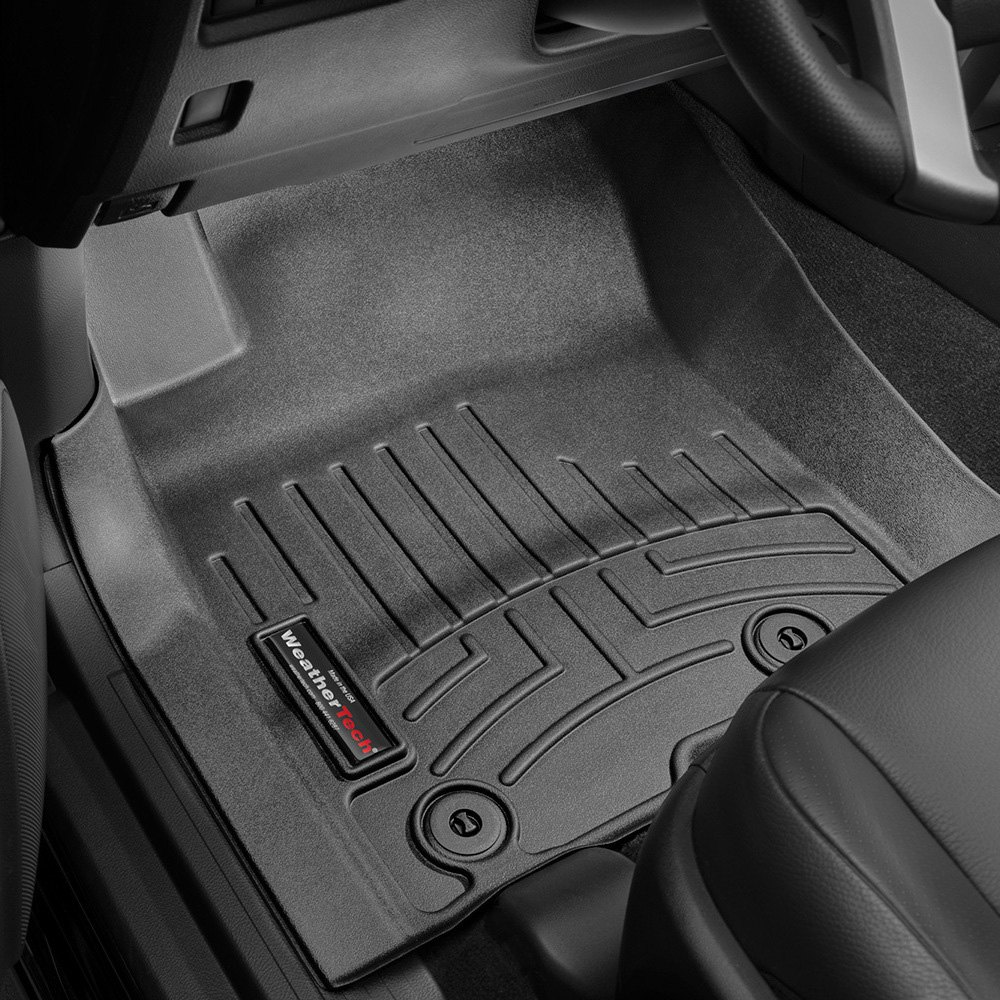 How to unlock weathertech floor mats - Weathertech Digitalfit Molded Floor Liners Black