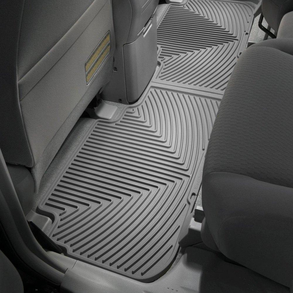 Weathertech 174 W121gr All Weather 2nd Row Gray Floor Mat