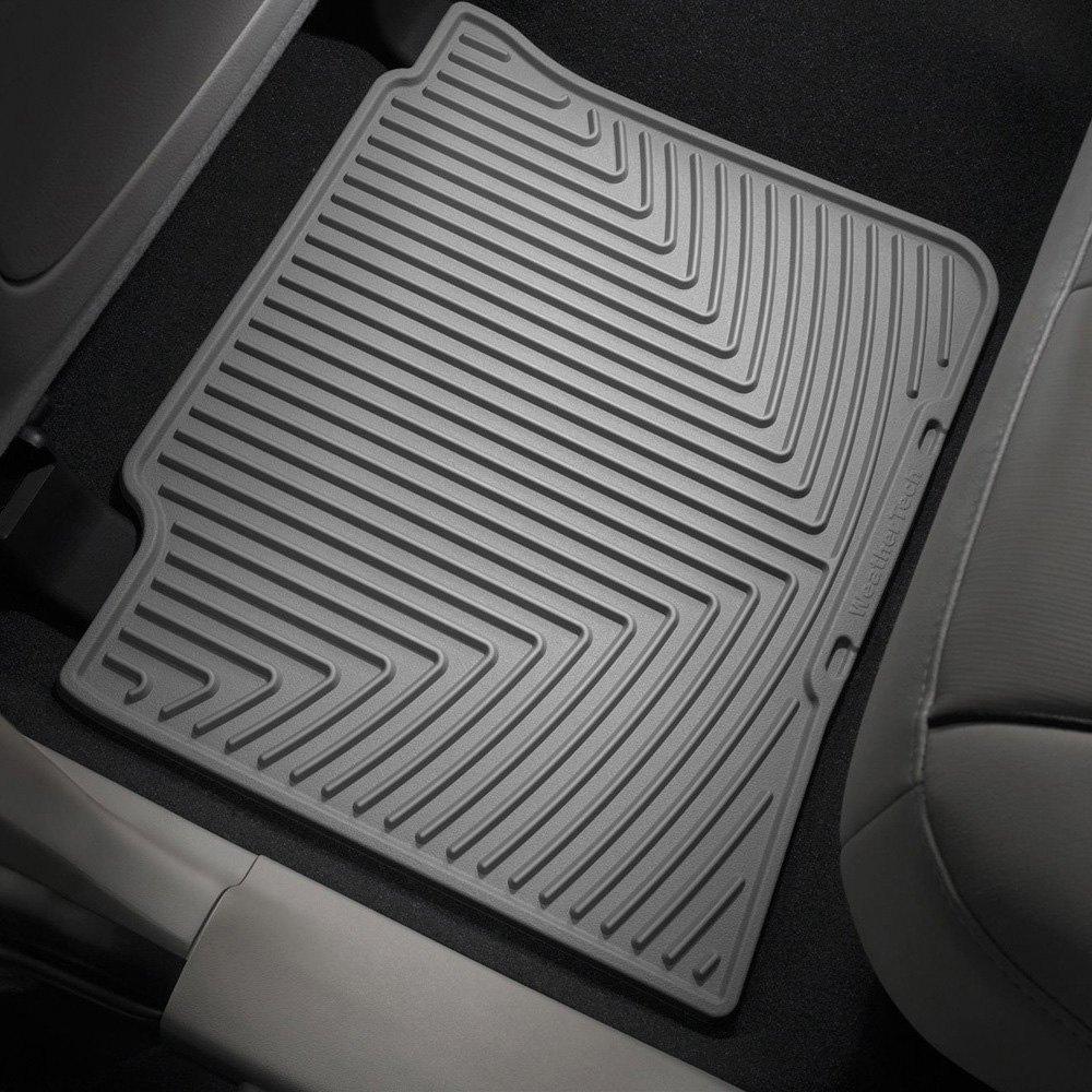 Weathertech floor mats venza - Weathertech All Weather Floor Mats Gray