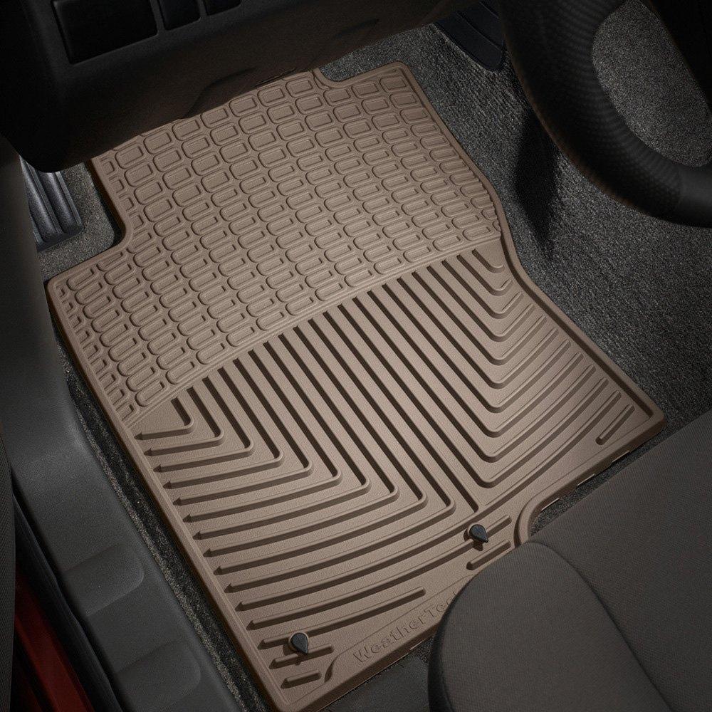 Rubber floor mats nissan xterra - Weathertech All Weather Floor Mats Tan