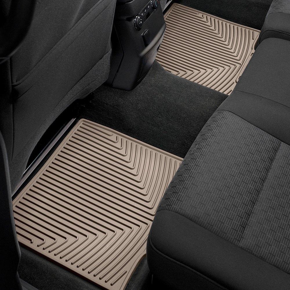 Weathertech floor mats ford explorer - Weathertech 174 W231tn All Weather 2nd Row Tan Floor Mats