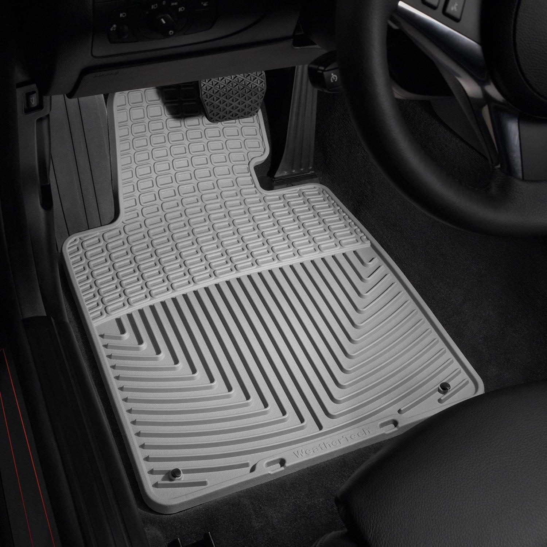 Weathertech floor mats bmw 328i - Weathertech All Weather Floor Mats Gray