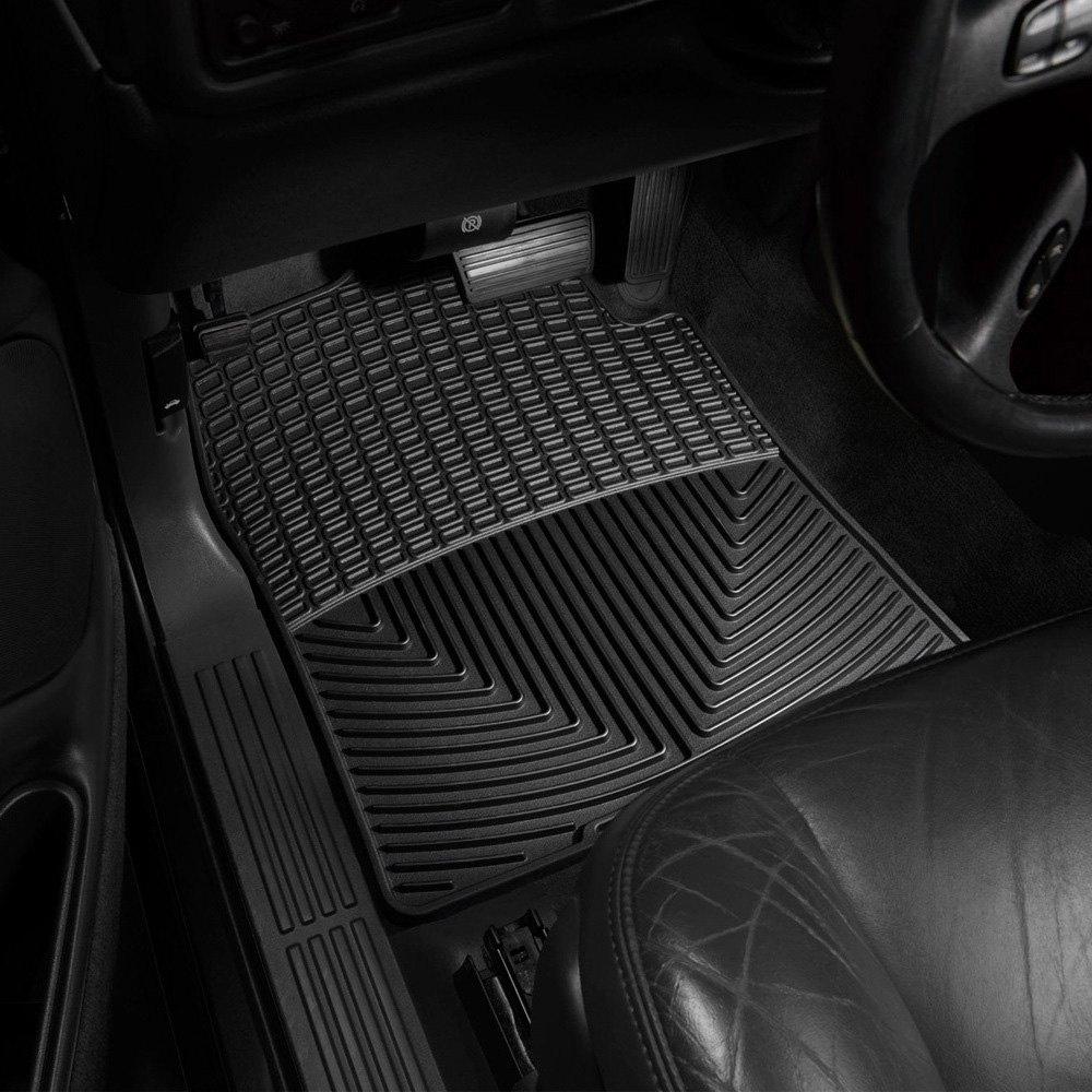 Floor mats silverado - Weathertech All Weather Floor Mats Black