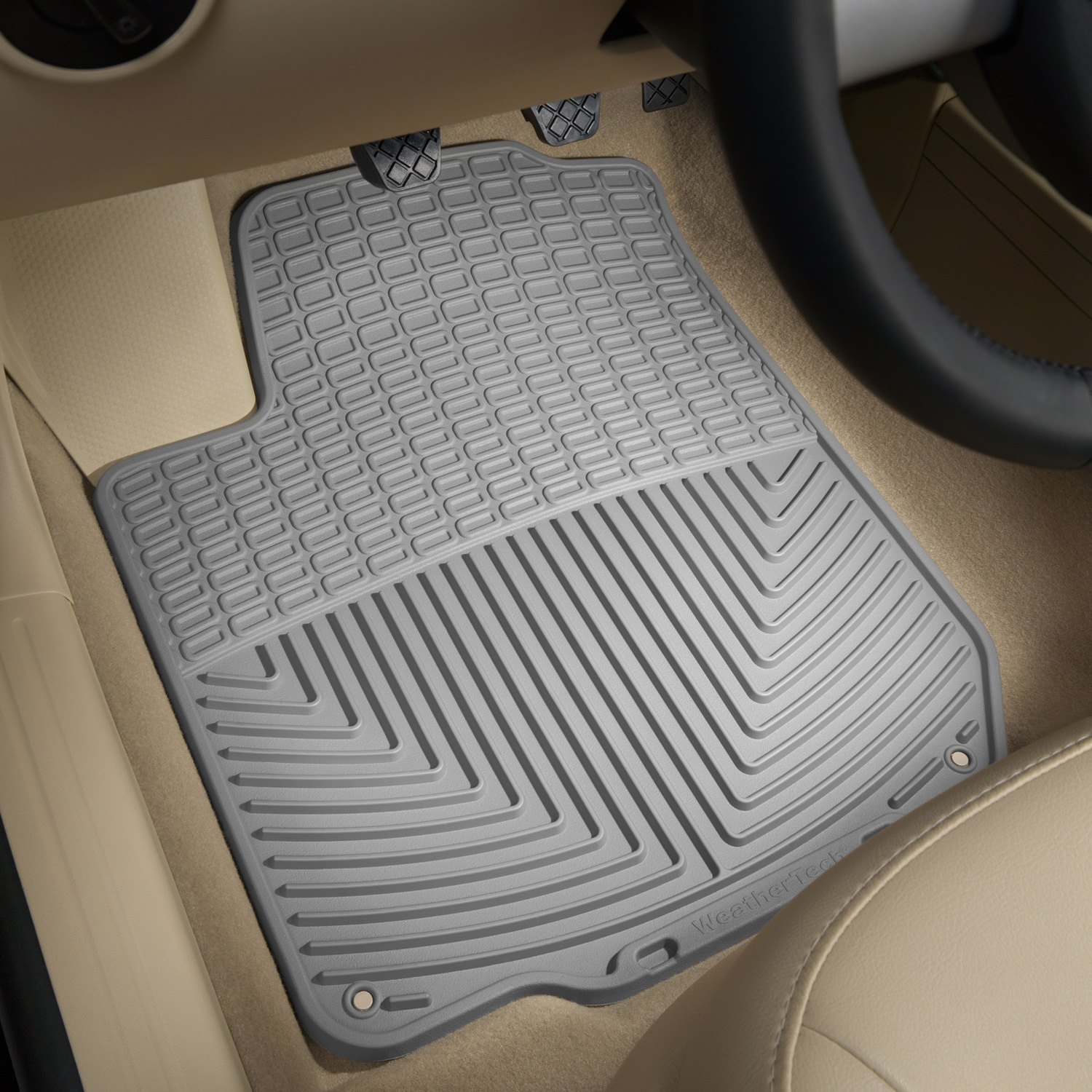 2014 scion xb weathertech floor mats - Weathertech All Weather Floor Mats Gray