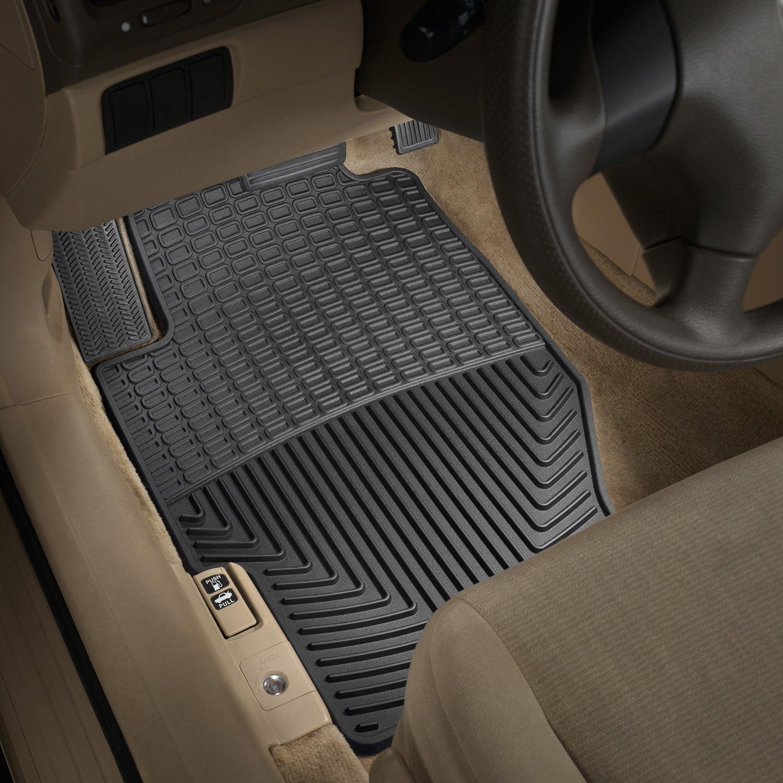 Weathertech floor mats acura tl - Weathertech All Weather Floor Mats Black
