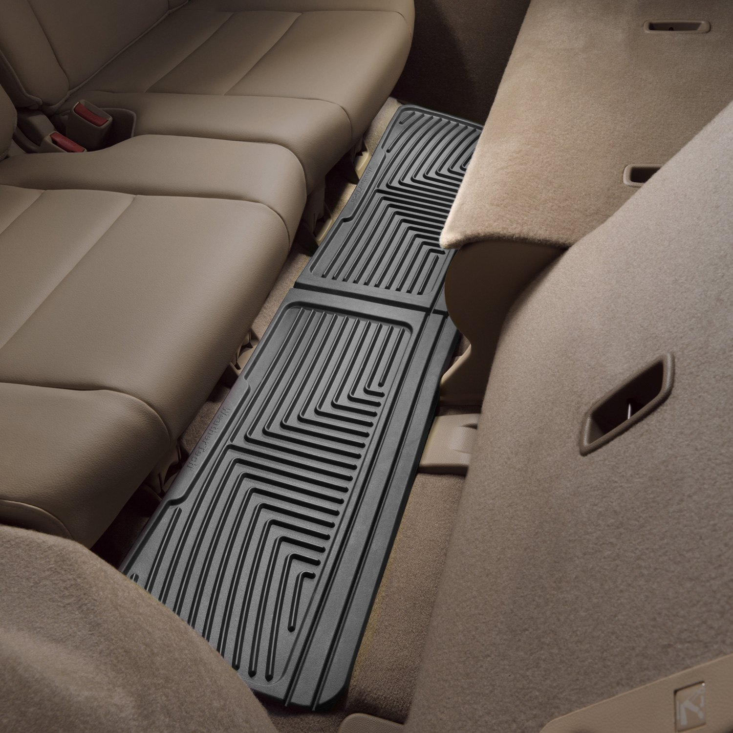 Weathertech All Weather Floor Mat Black