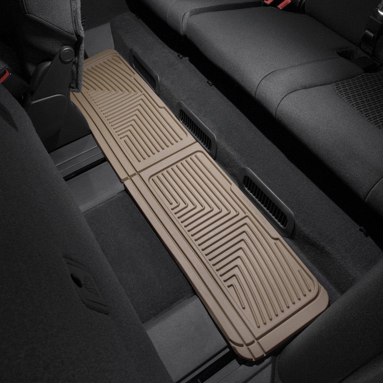 Rubber floor mats gmc acadia - Weathertech All Weather Floor Mat Tan