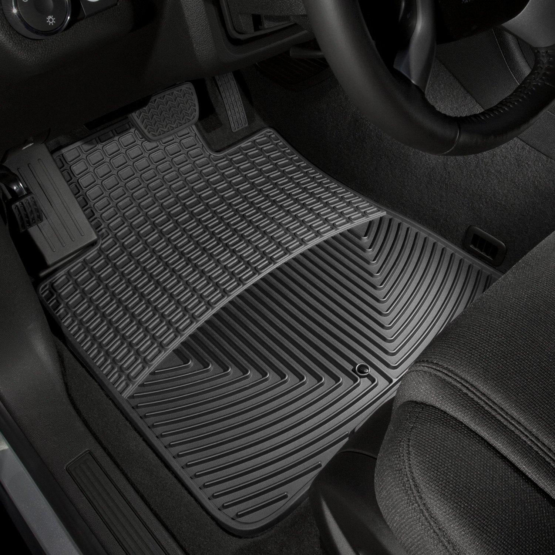 Rubber floor mats gmc acadia - Weathertech All Weather Floor Mats Black