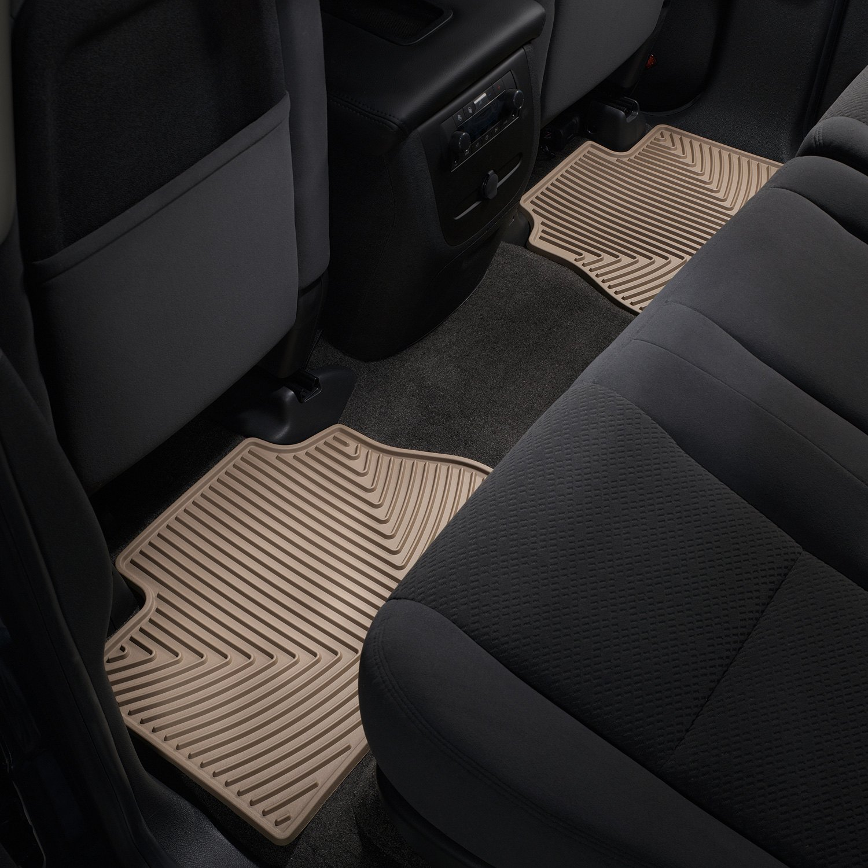 Weathertech floor mats 2012 gmc sierra - Weathertech All Weather Floor Mats Tan
