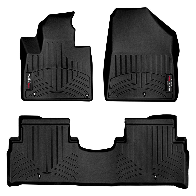WeatherTech® - Kia Sorento With 3rd Row Seats / without ...