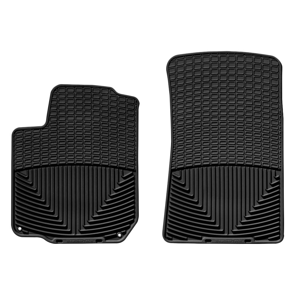 2014 scion xb weathertech floor mats -  Weathertech All Weather Floor Mats Black