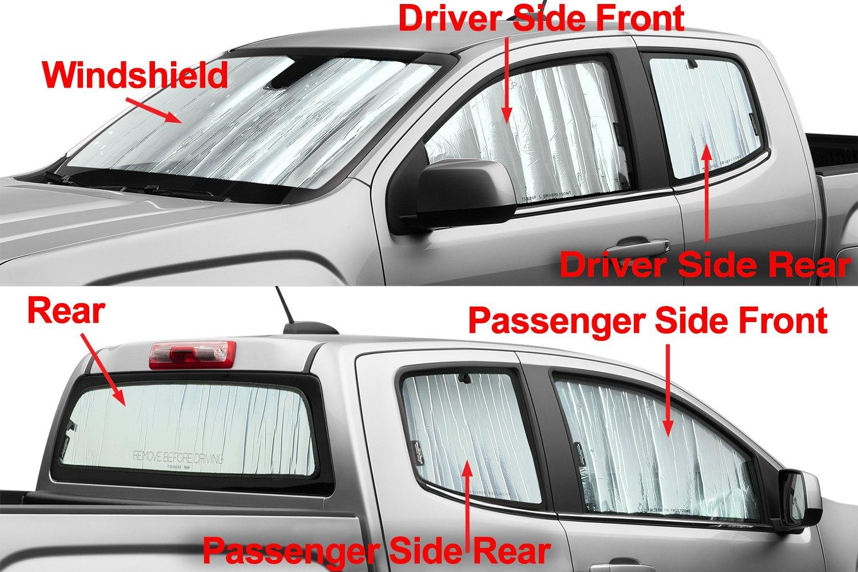 ... Shade Full Kit On CarWeatherTech® - SunShade™ Windshield Sun Shade Full  Kit On CarWeatherTech® - SunShade™ Windshield Sun Shade Full Kit On ... eba0bcf7f07