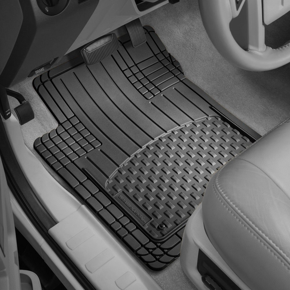 Weathertech 174 11avmsb Avm 1st Amp 2nd Row Footwell