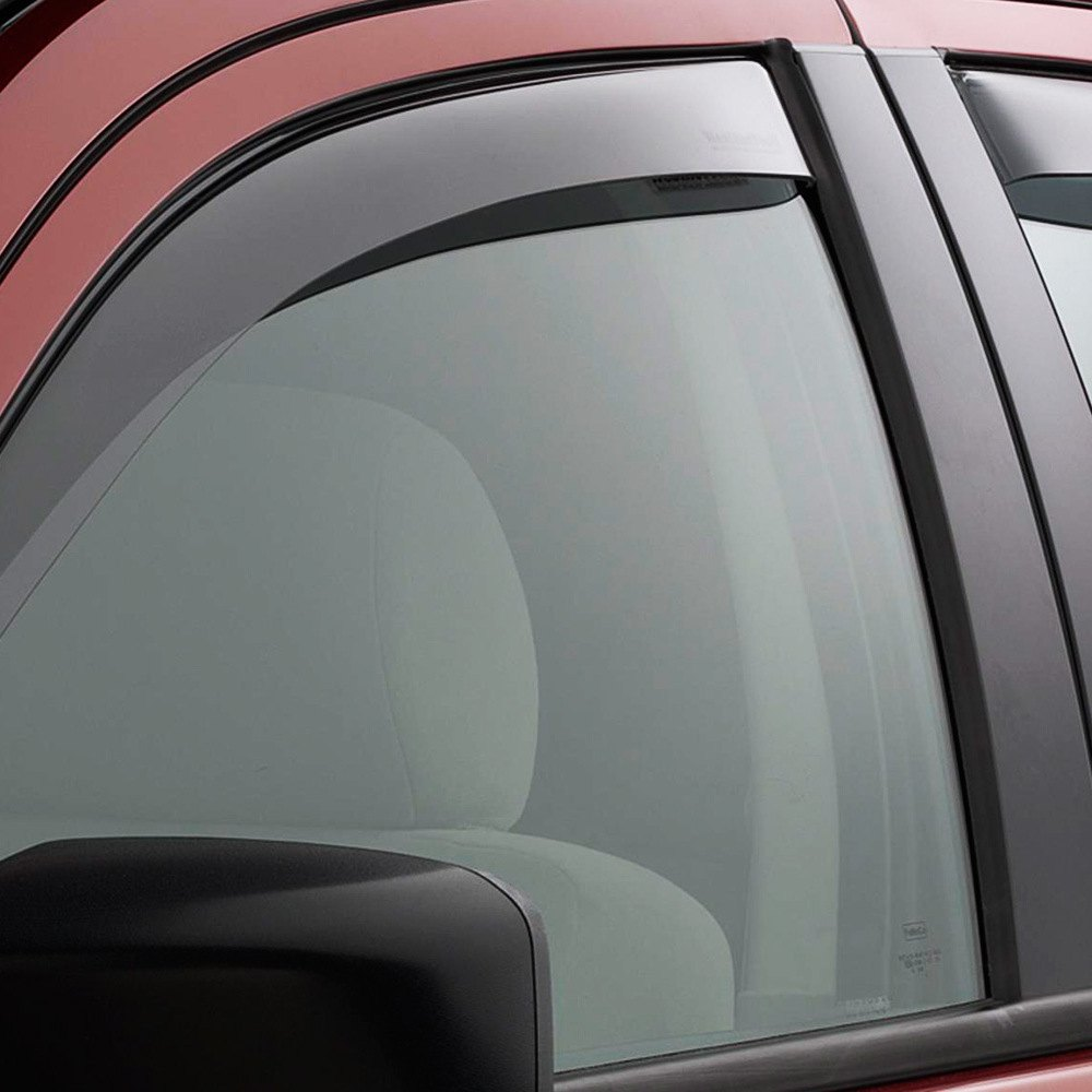 Ford fusion window guards for Window guards