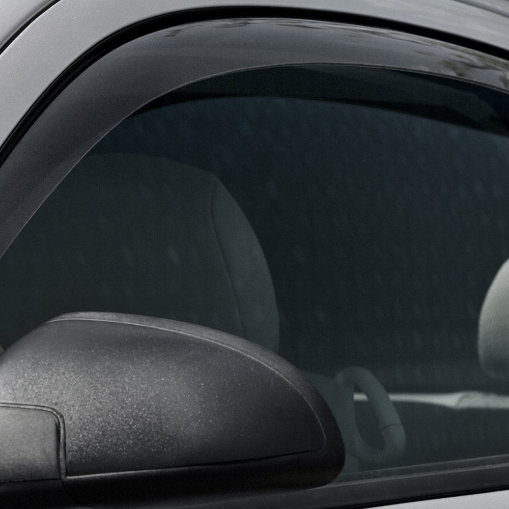 Window Guards Of Deflectors Autoanything Vent Visors Rain Guards Wind