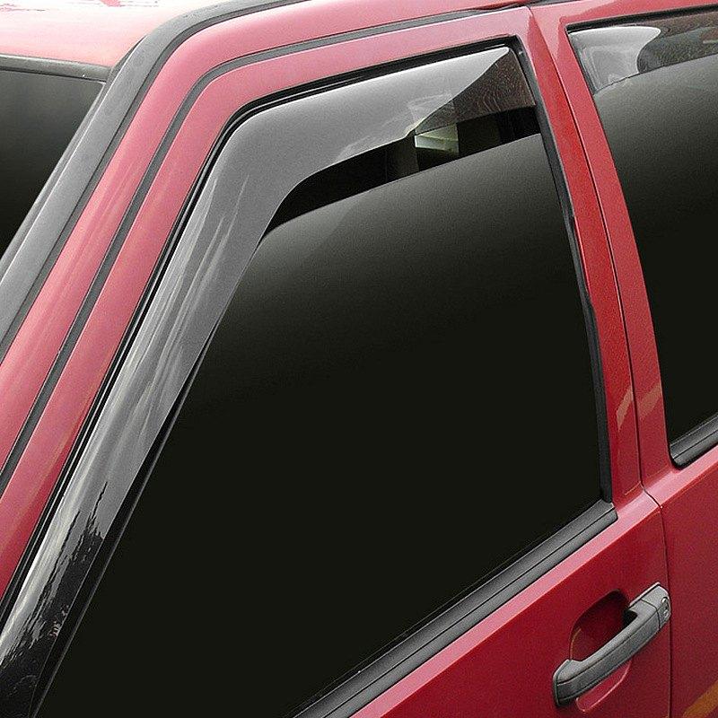 WeatherTech® - Volvo S70 1998-2000 Light Smoke Side Window ...