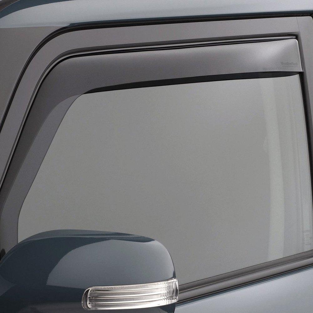 Weathertech Scion Xb 2008 2015 Dark Smoke Side Window
