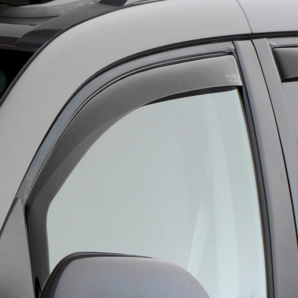 Weathertech jeep compass 2007 2016 in channel side for All side windows