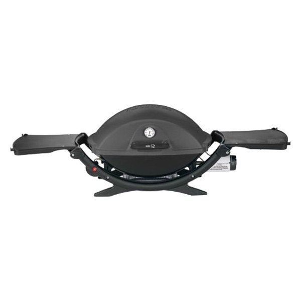 weber 51010001 black q 1200 portable propane grill. Black Bedroom Furniture Sets. Home Design Ideas