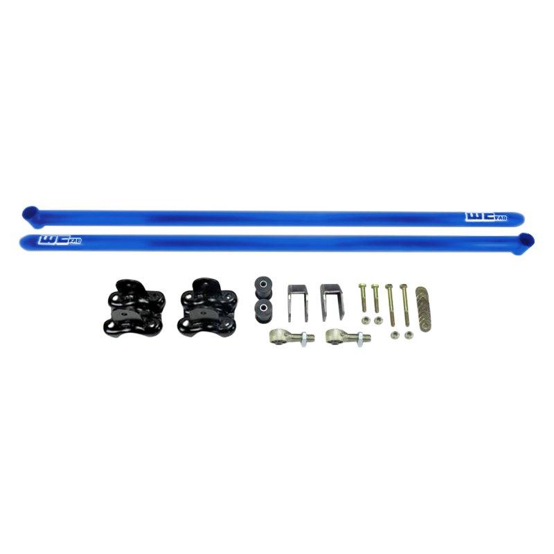 Custom Fabrication Traction Bar Kitwehrli