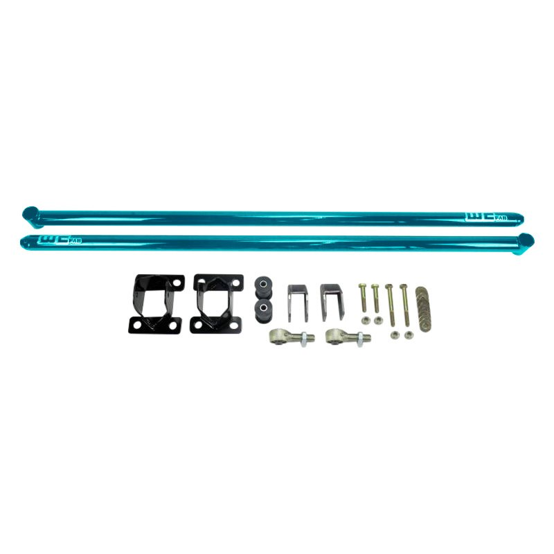 Wehrli Custom Fabrication Traction Bar Kit