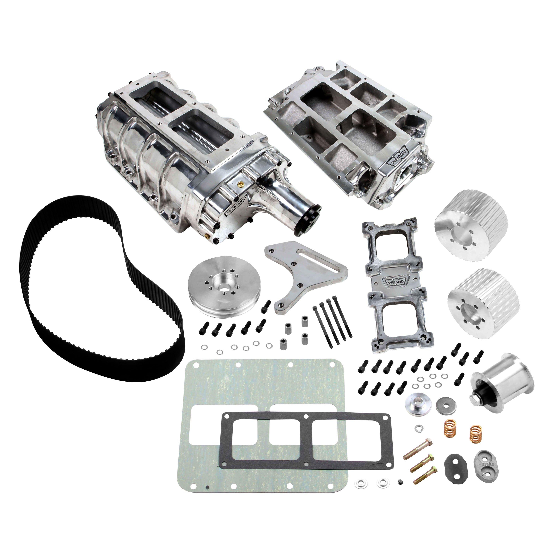 Weiand® - 6-71 Street™ Supercharger Kit