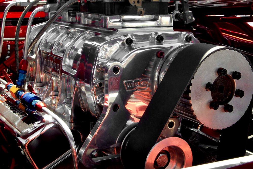Weiand™ | Superchargers, Intakes, Blowers & Parts — CARiD com