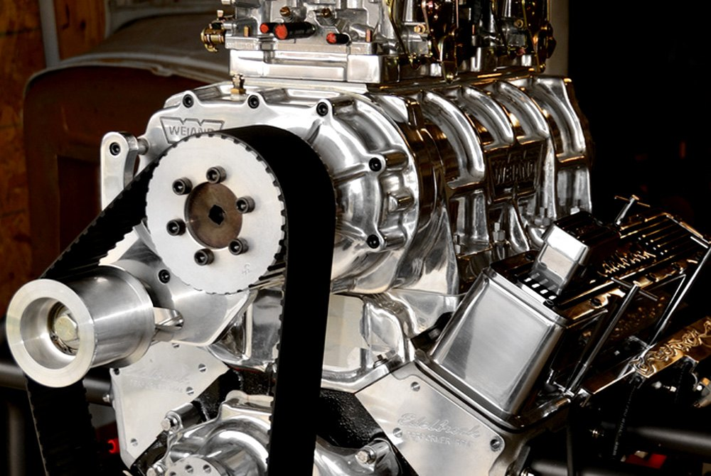 Weiand™   Superchargers, Intakes, Blowers & Parts — CARiD com