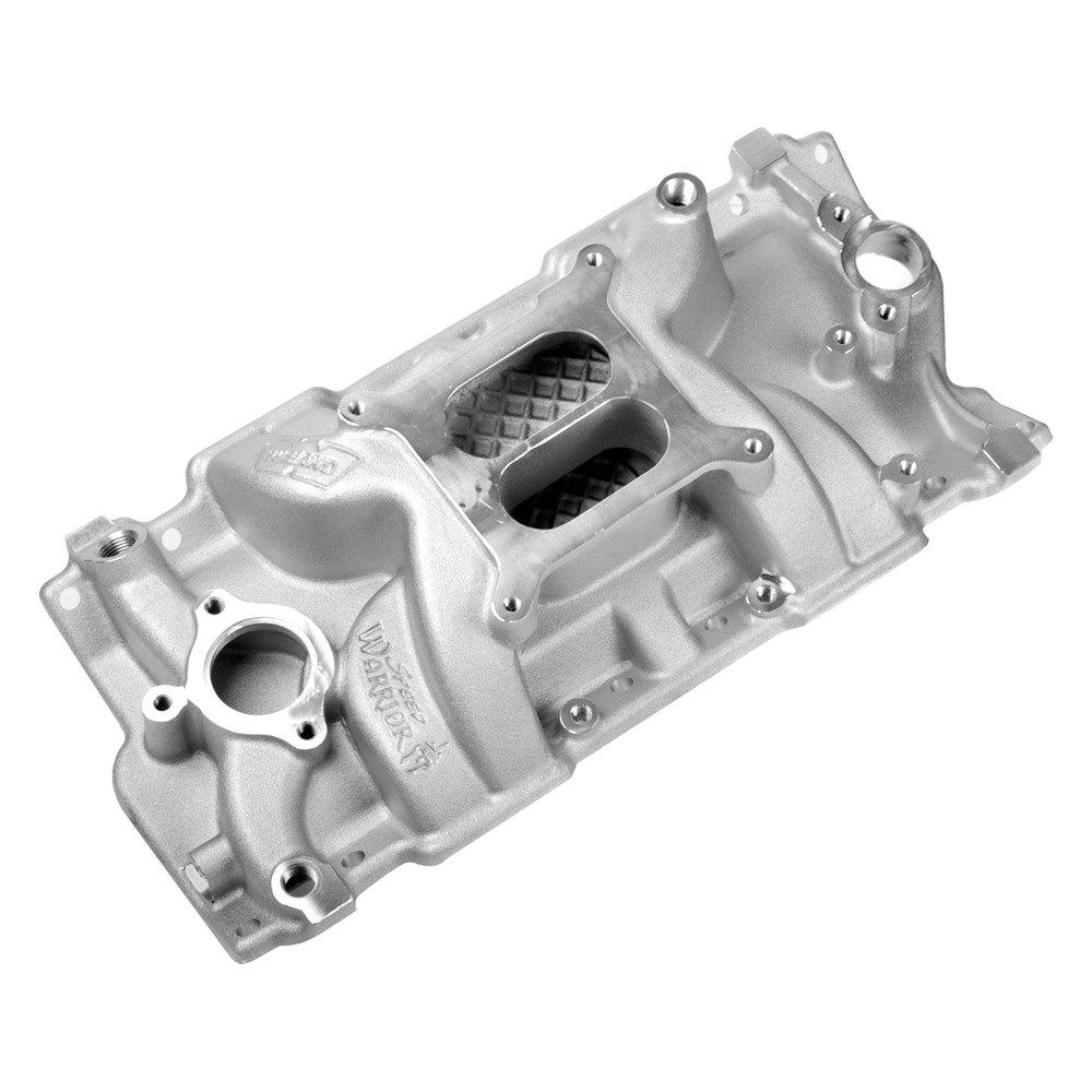 Weiand 8150 - Stealth Series Satin Intake Manifold