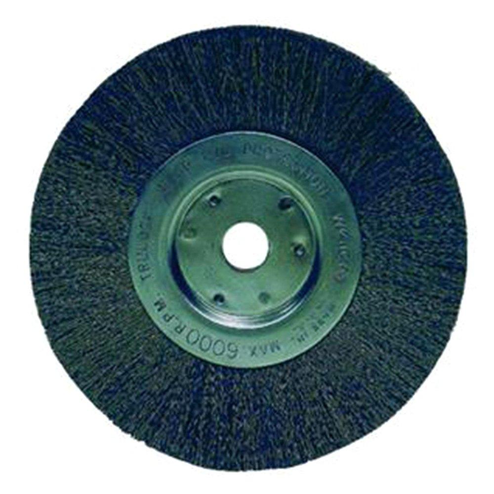 Weiler 36002 6 Dia Fine Crimped Wire Bench Grinder Wire Wheel