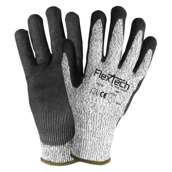 Wells Lamont 174 Flextech Gloves With Sandy Nitrile Palm