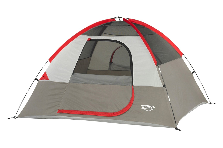 Wenzel® - Ridgeline 3-Person TentWenzel® ...  sc 1 st  CARiD.com & Wenzel® 36496 - Ridgeline 3-Person Tent