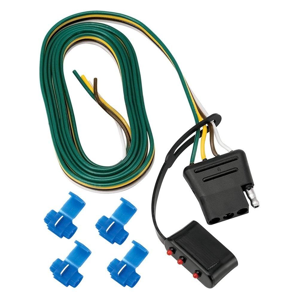 Wishbone Wire Harness Auto Electrical Wiring Diagram Honda Element Trailer Optronics With Hardware Kit Wesbar U00ae 101469