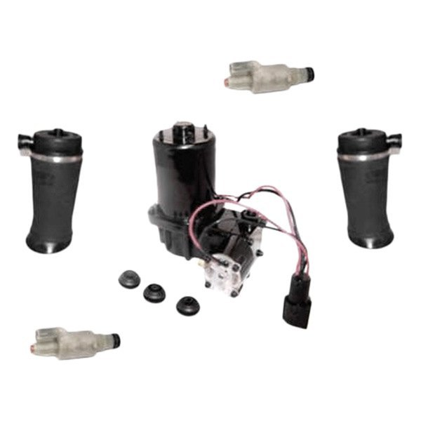 1997 Ford Expedition Air Suspension Problems