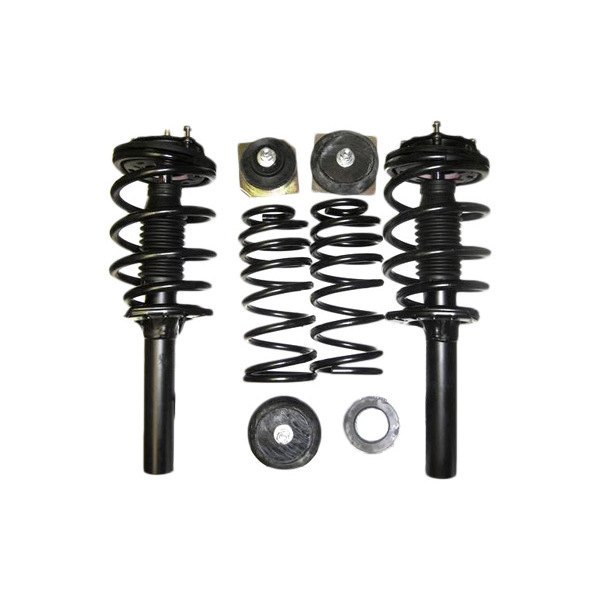 westar lincoln continental 1997 2002 air conversion kit to coil springs. Black Bedroom Furniture Sets. Home Design Ideas