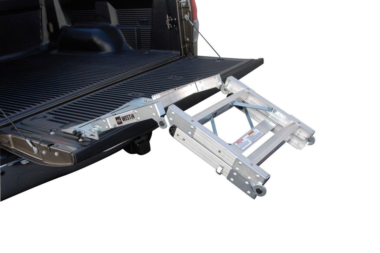 Westin 10 3000 Truck Pal Series Tailgate Ladder Ebay