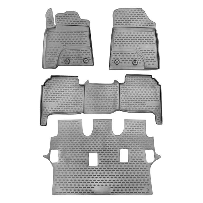 Westin 74 41 41039 profile floor liners for Floor profile