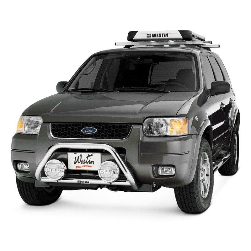 Westin 174 Ford Escape 2001 2004 2 Quot Safari Light Bull Bar W