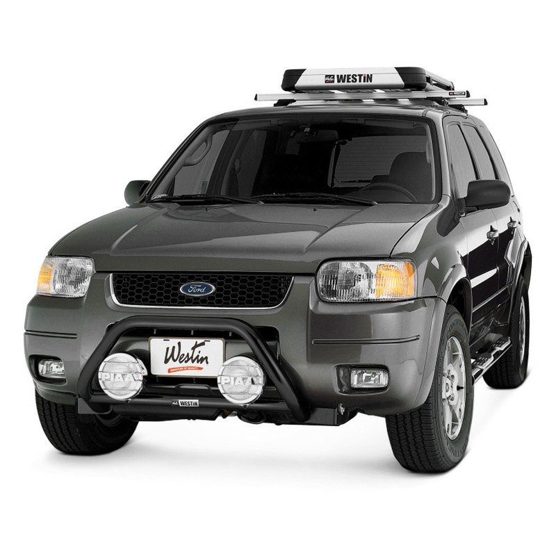 Westin 174 Ford Escape 2001 2004 2 Quot Safari Light Bull Bar W