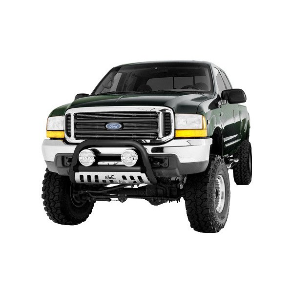 """Westin® - Ford F-250 Super Duty 2000 3"""" Ultimate Bull Bar with ..."""