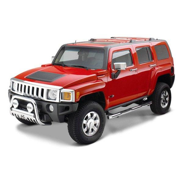 "Hummer H3 2006-2008 2.5"" Ultimate Chrome"
