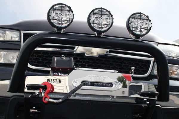 Westin 46-70060 Faceplate for MAX Winch Mount Tray