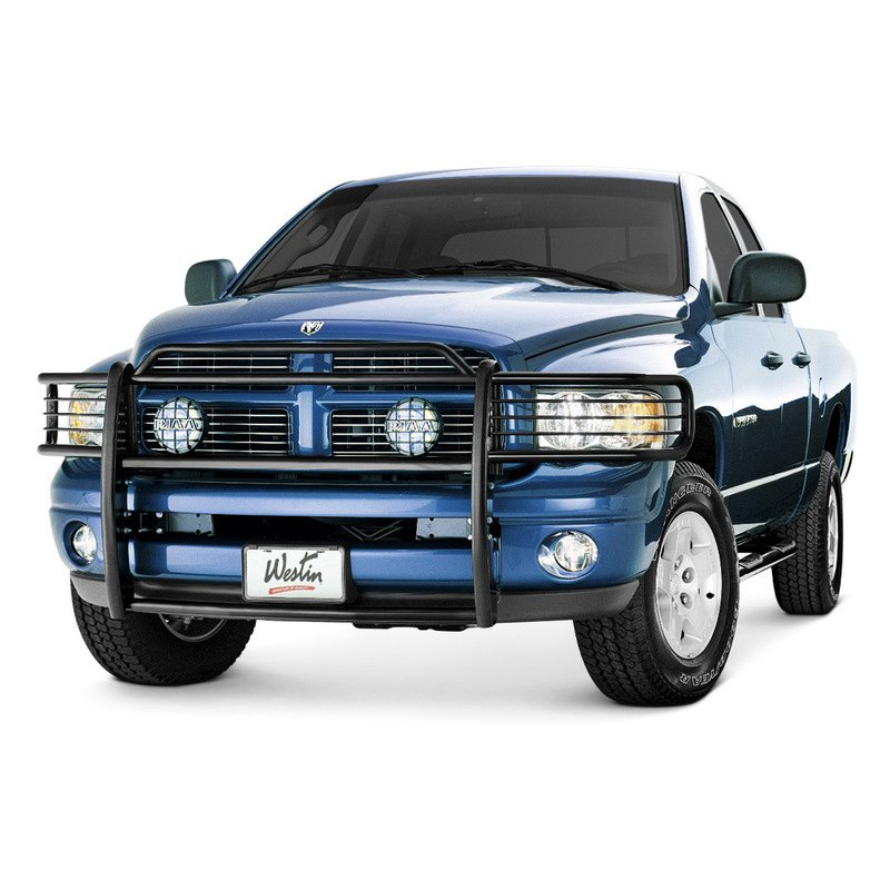 Ford Grill Guard For 85 : Westin ford f sportsman grille guard