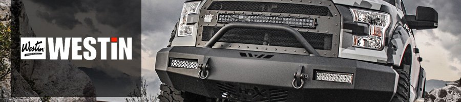 Westin - Grille Guards
