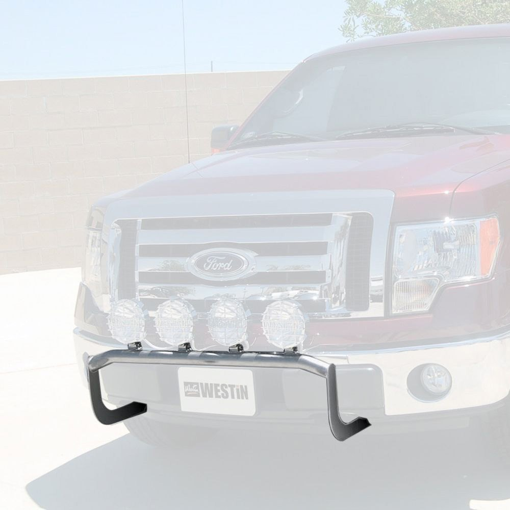 Westin Off Road Light Bar Wire Diagrams Led Accessories Up To 8 Lightswestin Bumper For Polished